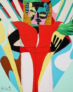 Adébayo Bolaji, 'Into Glory', 2020