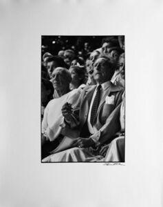 Brian Brake, 'The bullfight - a tense moment for Cocteau', 1955