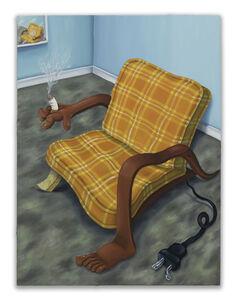 Nicasio Fernandez, 'Electric Chair', 2018