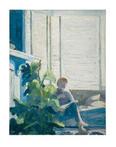 Paul Wonner, 'Figure by Window', 1962