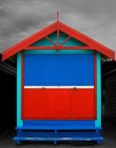 Judy Gelles, 'Beach Box No. 37', 2003