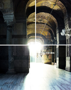 Ola Kolehmainen, 'Hagia Sophia 537 AD IV', 2014