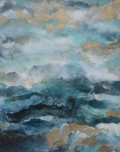 "Sheryl Daane Chesnut, '""Sky II""', 2018"
