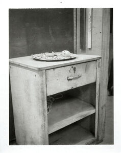 Robert Therrien, 'No title (cabinet)', 1991