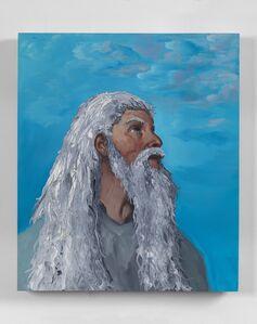 Djordje Ozbolt, 'Always Look Up', 2017