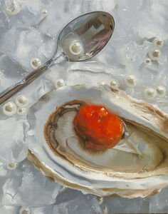 Nadine Robbins, 'Would You Like a Pearl with that Oyster?', 2019