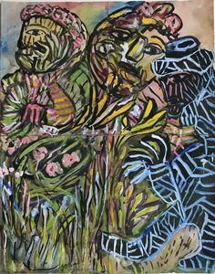 Janet Sobel, 'Untitled ', 1943-1948