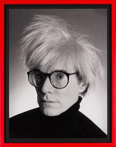 Christopher Makos, 'Archival Andy Portrait ', 2020