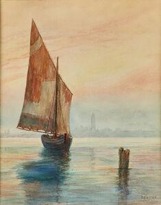 Edgar Alwin Payne, 'Untitled (Venetian Scene)'