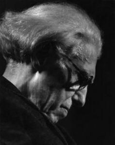 Anatole Saderman, 'Joaquín Torres García', ca. 1945