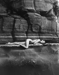 Patrick Demarchelier, 'Nude, St. Barthelemy', 1994