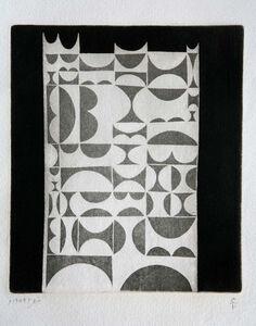 Anwar Jalal Shemza, 'Untitled ', 1959