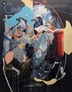Joram Roukes, 'Heavy Turbulence', 2018