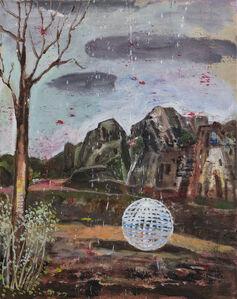 Nicky Nodjoumi, 'The Ball', 2018