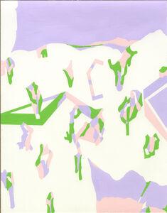 DS LEE, 'Lilac Breeze', 2014