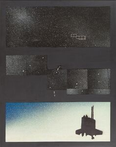 Davide Benati, 'Polaris', 1973