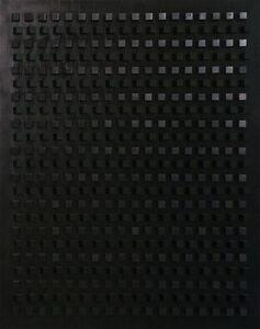 Dadamaino, 'Untitled (Cromorilievo 11 gradi)', 1974