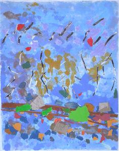 Goh Beng Kwan, 'Dancing Stripe', 2006
