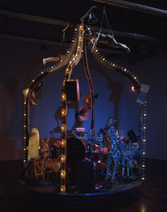 Janet Cardiff & George Bures Miller, 'The Carnie', 2010