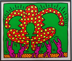 Keith Haring, 'Fertility Series, single print', 1983