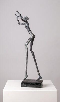 "Karel Zijlstra ""A Celebration of The Human Spirit"", installation view"