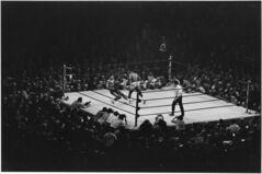 Muhammad Ali vs Joe Frazier, New York City