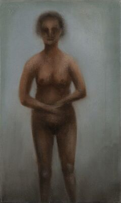 Nudes (Desnudos), installation view