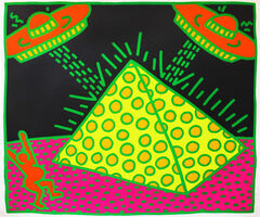 Keith Haring, 'Fertility #2', 1983