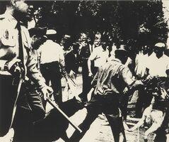 Andy Warhol, 'Birmingham Race Riot (F. & S. II.3)', 1964