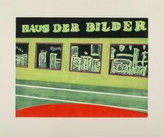 Peter Doig, 'Haus der Bilder, from 100 Years Ago', 2001