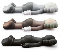 KAWS, 'Companion 2020 (Set of 3)', 2020