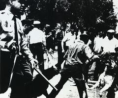 Andy Warhol, 'Birmingham Race Riot II.3 From Ten Works by Ten Painters', 1964
