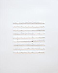 Bastienne Schmidt, 'Untitled, Grids and Threads', 2018