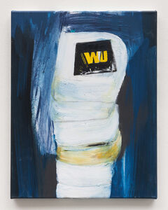 Brian Maguire, 'Wu', 2016