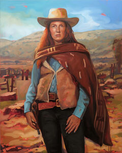 Felice House, 'Virginia Eastwood in the Good, The Bad and The Ugly Part II', 2017