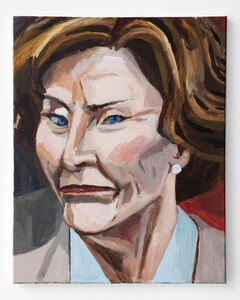 Woodrow White, 'Laura Bush', 2017