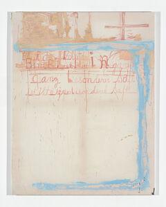 Peter Gallo, 'Blut is ein ganz besonderen saft', 2014
