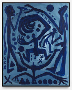 A.R. Penck, 'Untitled  ', 1994