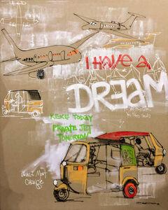 Diseye Tantua, 'I have a dream', 2018