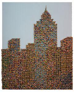 Qin Fengling, 'Scaffold-1', 2008