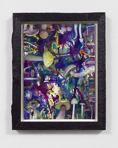 Douglas Melini, 'SHRooMS-Eggplant', 2019