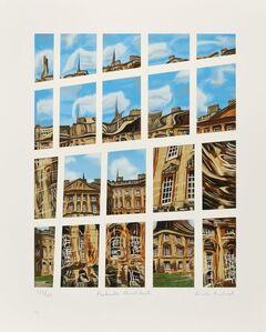 Brendan Neiland, 'Peckwater Christchurch, Alice's Garden Christchurch, Tom Tower Christchurch & Rose Window Christchurch', 1996