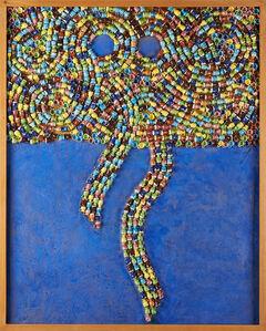 Ismael Vargas, 'Piedra del Sol #21', 1982