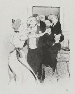 Hermann-Paul, 'La vie de Madame Quelconque en dix tableaux...', 1895