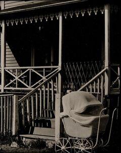 Ralph Steiner, 'Baby Carriage', 1921
