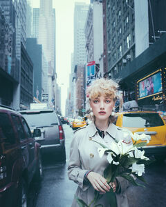 Elizaveta Porodina, 'Lou in New York I', 2016