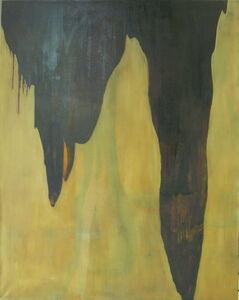 Erwin Bohatsch, 'Ohne Titel 08.93', 1993