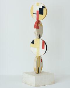 Sandu Darie, 'Untitled from Estructuras Transformables series', ca. 1950