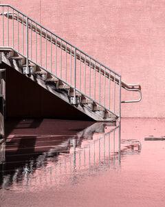Anastasia Samoylova, 'Staircase at King Tide, Hollywood Florida', 2020