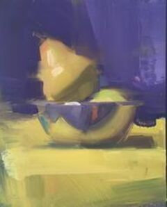 David Shevlino, 'Bowl with Pear ', 2013